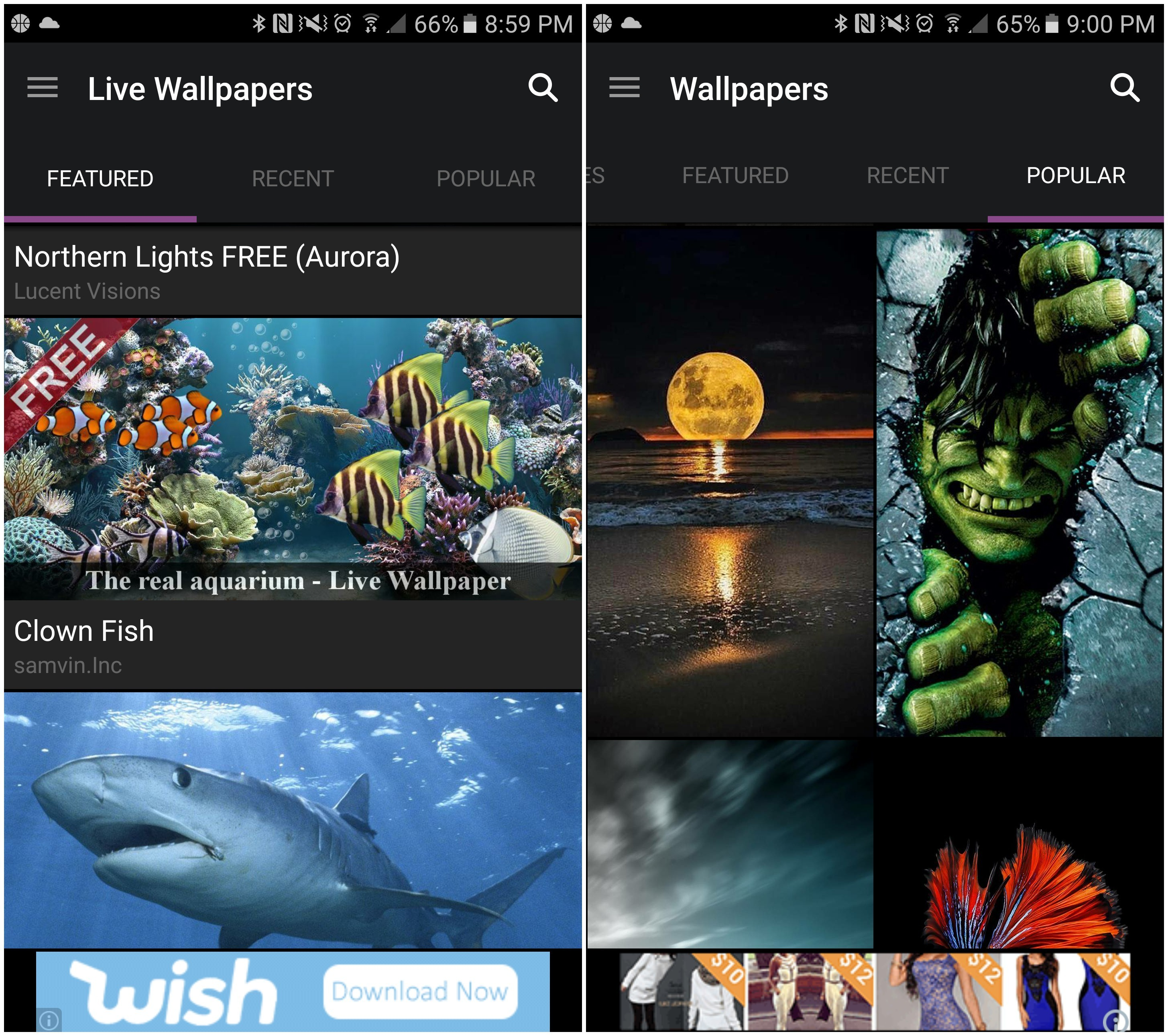 Best Wallpaper Apps For Your Android Phone