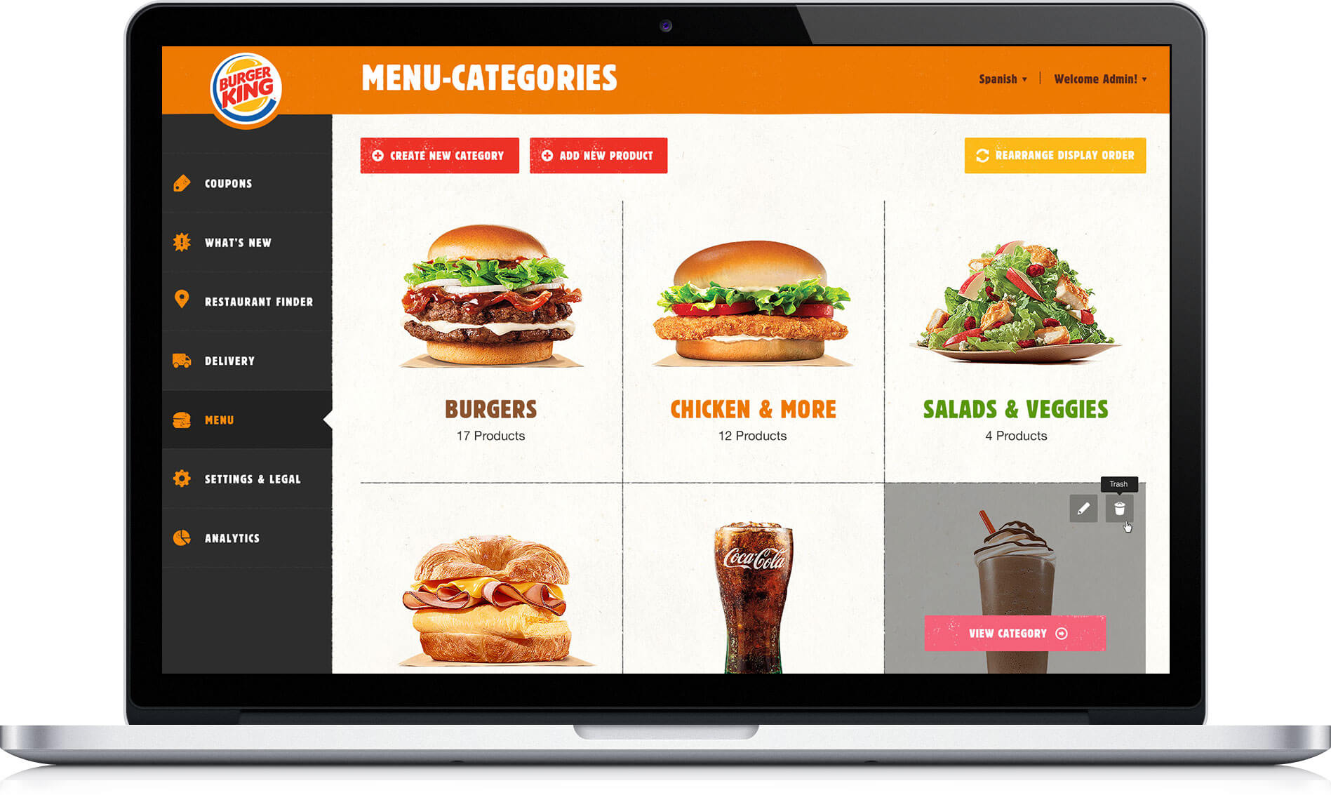 We Built the Burger King App | CitrusBits