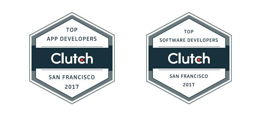 CitrusBits Named a Top App Developer on Clutch!