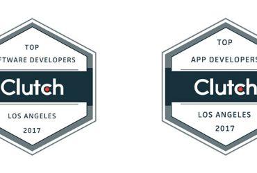 CitrusBits Named a Top LA Developer by Clutch!