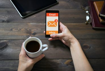 Create Email Marketing for Launching Mobile Apps