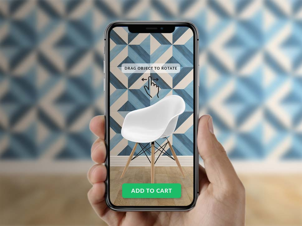 augmented reality mobile app development company