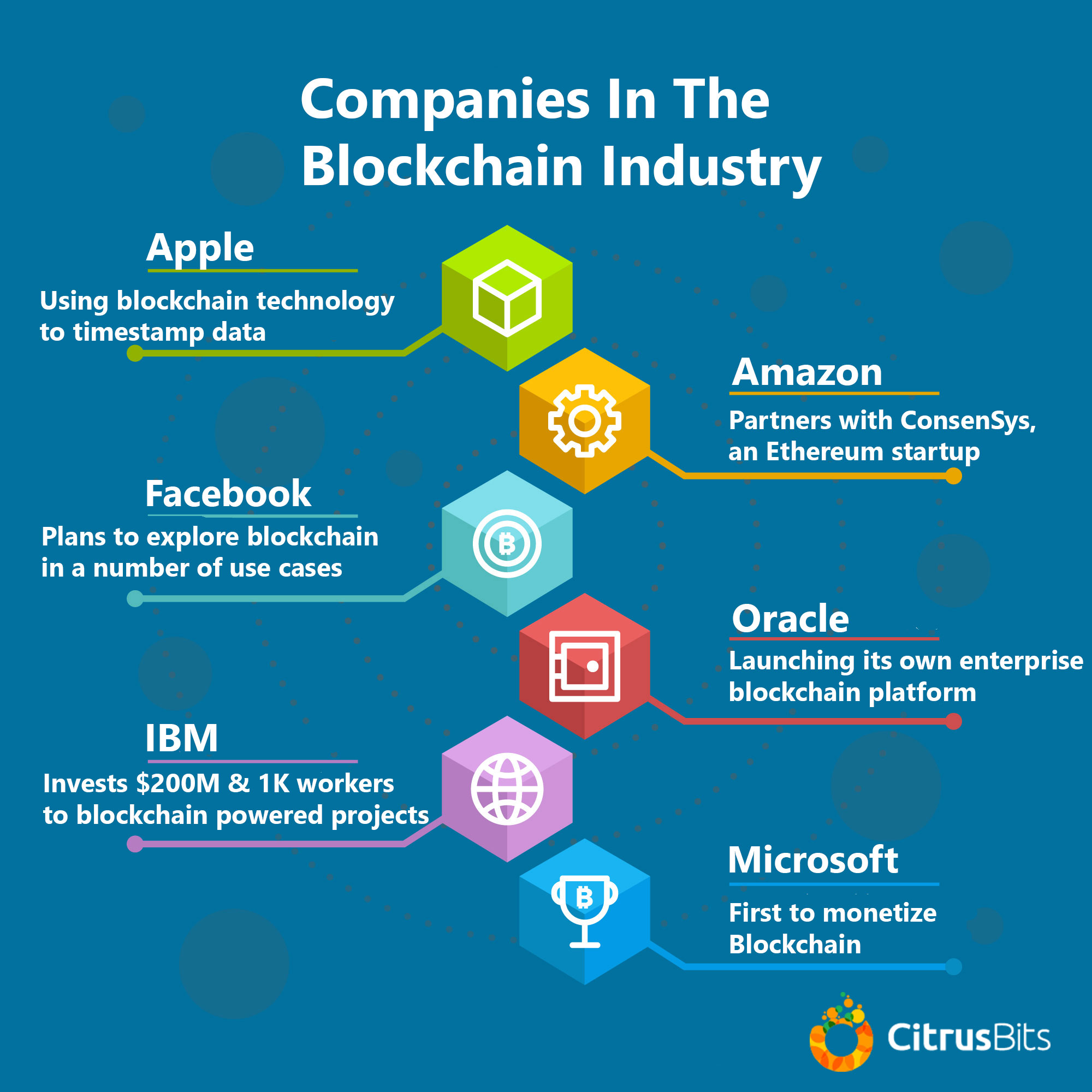 companies-in-the-blockchain-Industry