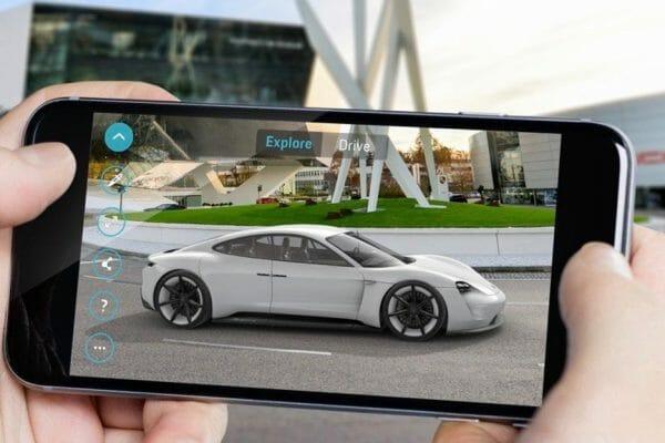 Porsche AR
