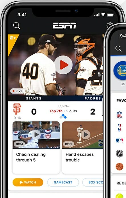 How ESPN's Knack for Mobile Apps is Coming Up Clutch for the
